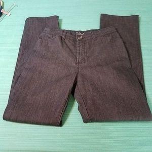 FDJ French Dressing Suzanne Straight Leg Jean sz 4
